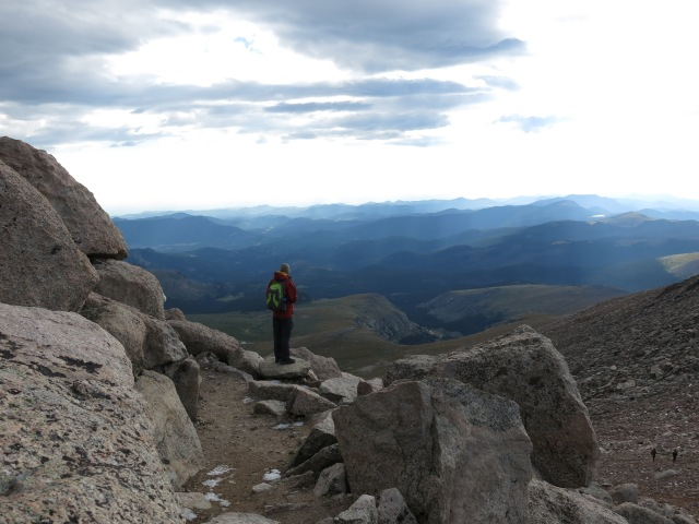 Rocky Mountain. High. Colorado (photo by J. Mlynarek)