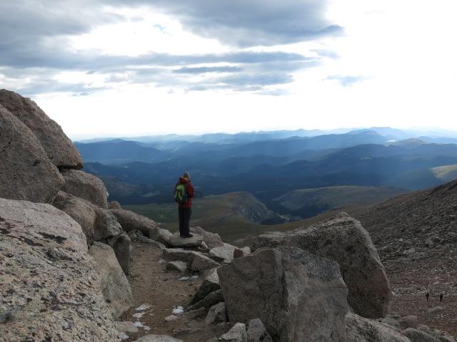 Rocky Mountain. High. Colorado (photo by J. Mlynarek)