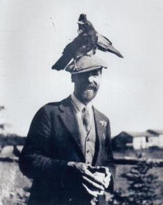 Norman Criddle (photo: R.D. Bird)
