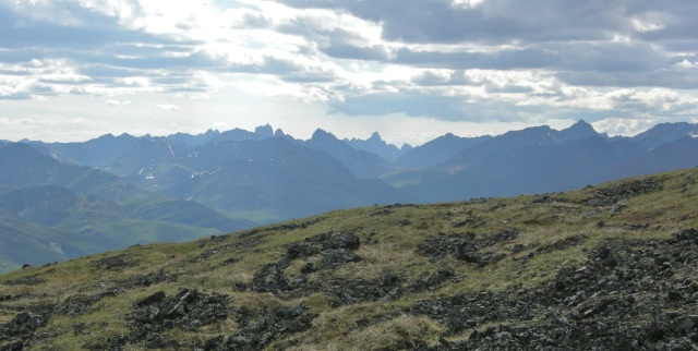 So much still to discover. Tombstone Mountains, Yukon (photo: T.A. Wheeler)